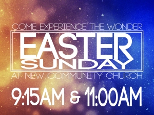 Easter at NCC